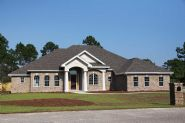 Black custom home by Acorn Construction in Navarre - Thumb Pic 1