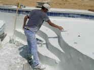 plastering the pool - Thumb Pic 27