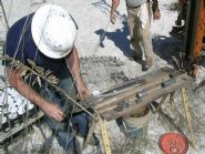 Geotechnical sample for Acorn Construction on Navarre Beach - Thumb Pic 82