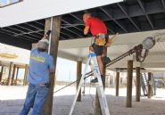 Moreland modern piling home on Navarre Beach by Acorn Fine Homes - Thumb Pic 16
