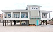 Moreland modern piling home on Navarre Beach by Acorn Fine Homes - Thumb Pic 2