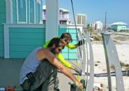 Frerich concrete piling home on Navarre Beach - Thumb Pic 19