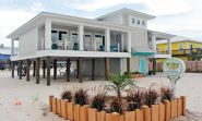 Moreland modern piling home on Navarre Beach by Acorn Fine Homes - Thumb Pic 1