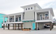 Moreland modern piling home on Navarre Beach by Acorn Fine Homes - Thumb Pic 3