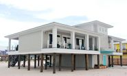 Moreland modern piling home on Navarre Beach by Acorn Fine Homes - Thumb Pic 6