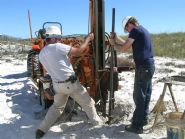 Core drilling for Acorn Construction on Navarre Beach - Thumb Pic 79