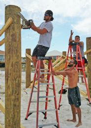 Moreland piling home on Navarre Beach by Acorn Fine Homes - Thumb Pic 28