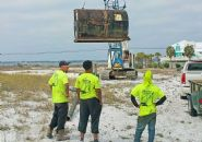 Frerich concrete piling home on Navarre Beach - Thumb Pic 51