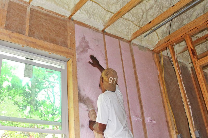 blown in batt insulation