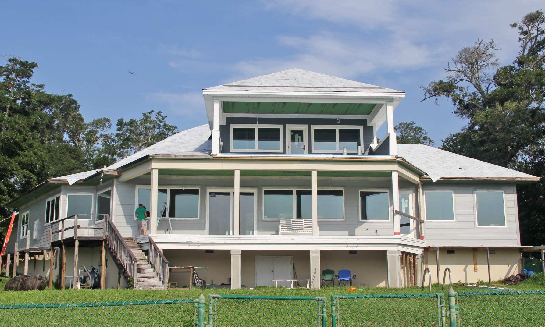 Seidel remodel by Acorn Fine Homes in Pensacola